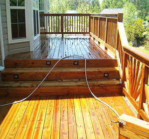 Decking & Wood image